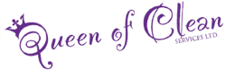 Queen of Clean Services Logo